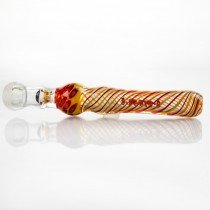 SSV Vape Custom Spherical Ground Glass Wand 37