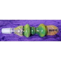SSV/DBV Vape Custom Ground Glass Wand #223