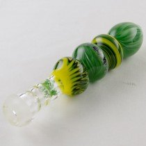 SSV Vape Custom Spherical Ground Glass Wand 09