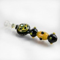 SSV Vape Custom Spherical Ground Glass Wand 19