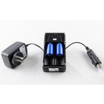 SideKick Charger 2pc Set: Car and AC Adapter