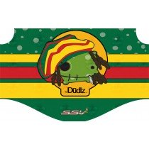 Dudlz - Lil Rasta Super Surfer Wave Rider