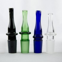 Male Ground Glass Hose Adapter