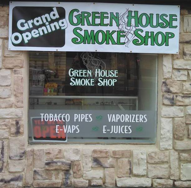 Green House Smoke Shop