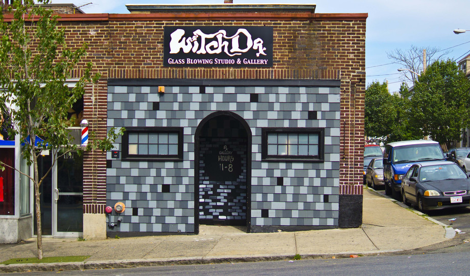 Witch Dr Glass Blowing Studio