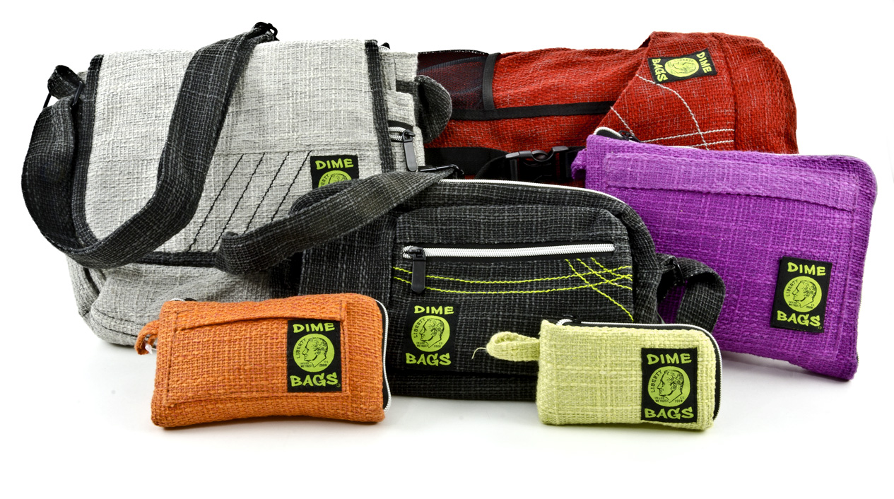 Dime Bags Storage