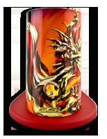 Liquid Metal Dragon