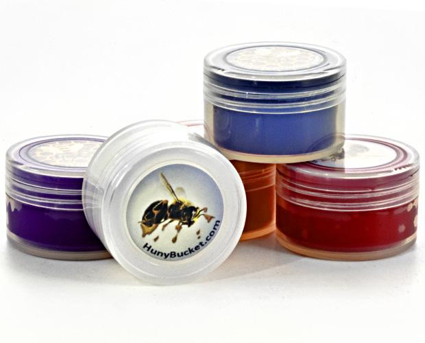 Huny Bucket Silicone Jars